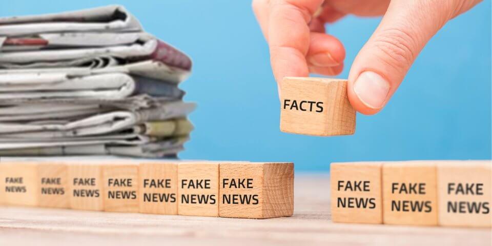 9 Tips For Spotting Fake News